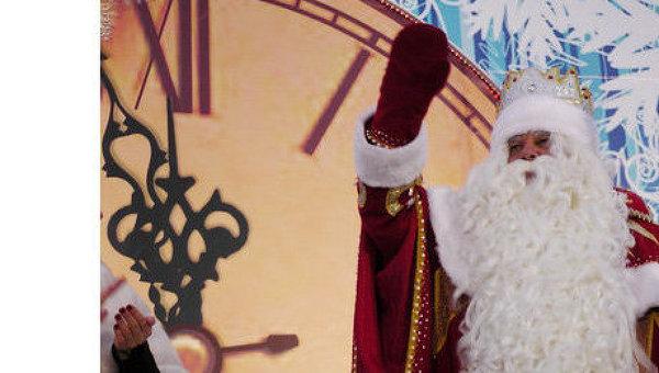 Дед Мороз. Архив