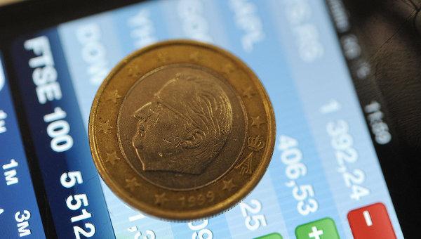 Курс евро к рублю 2012