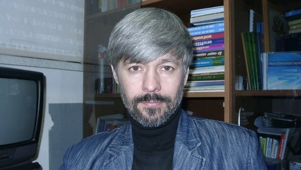 Руководитель центра по вопросам сектантства при новосибирском православном соборе Александра Невского Олег Заев