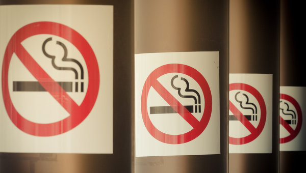 Запрет на курение снизит эффективность работы